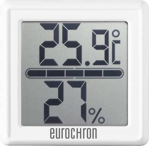 Thermo-/Hygrometer Eurochron ETH 5500 Weiß