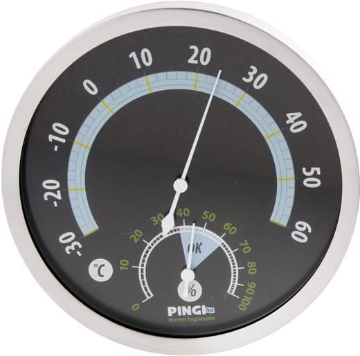 Wand Thermo-/Hygrometer PINGI