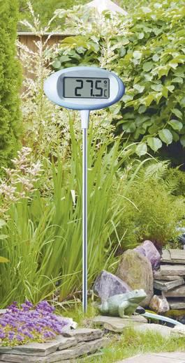 TFA Orion Garden Thermometer Silber