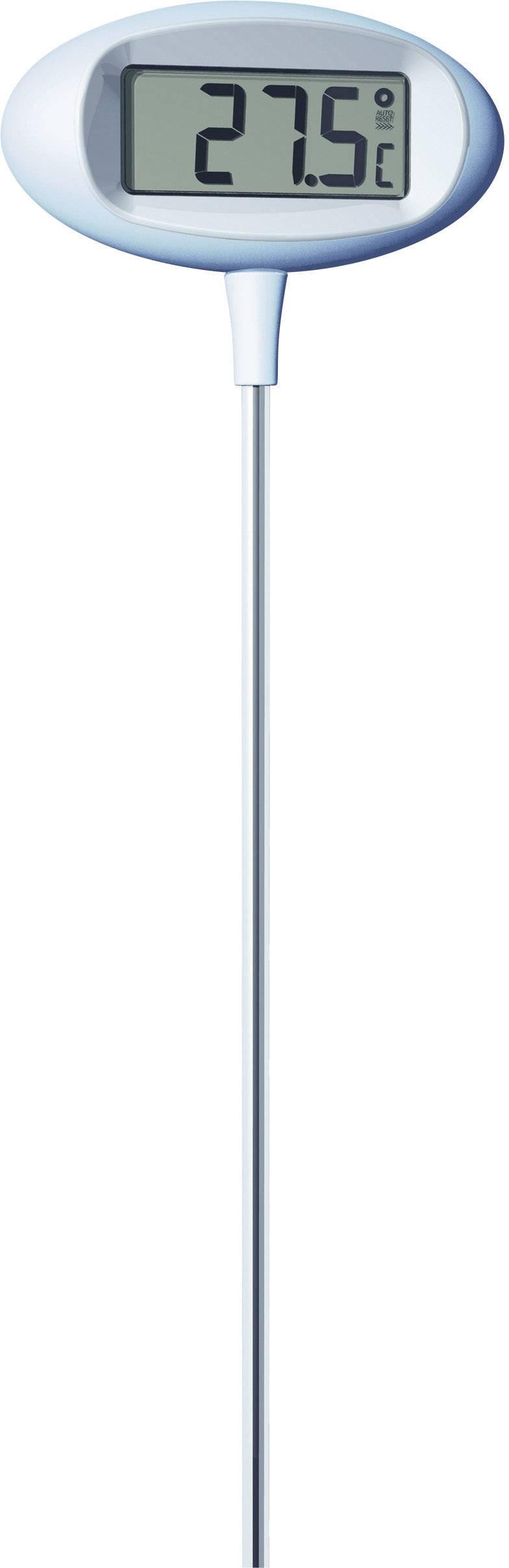 Wand Thermometer TFA 12.3023.02 Weiß