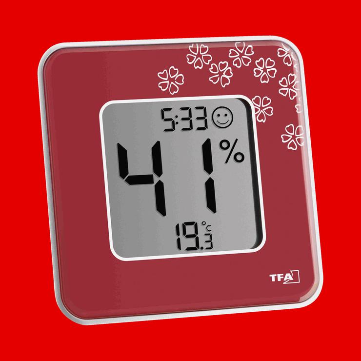 TFA Dostmann - Thermo-/Hygrometer »