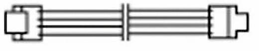 ISDN Anschlusskabel [1x RJ45-Stecker 8p4c - 1x RJ11-Stecker 6p4c] 3 m Schwarz Hama