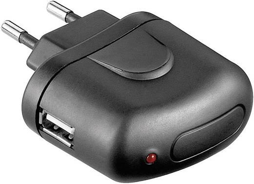 USB Reiseladeadapter