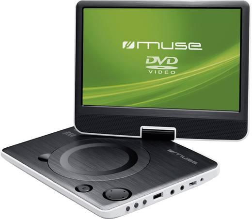 muse m 970 dp tragbarer dvd player usb wei. Black Bedroom Furniture Sets. Home Design Ideas