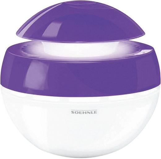 Luftbefeuchter 25 m² 15 W Purple, Weiß Soehnle Airfresh Plus