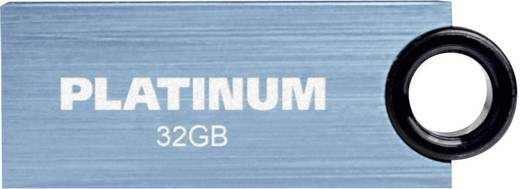 Platinum Slender USB-Stick 32 GB Blau 177547 USB 2.0