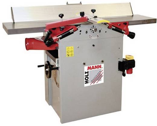 Abricht- und Dickenhobelmaschine mit Absaugung 2200/3100 W 310 mm Holzmann Maschinen HOB 310NL