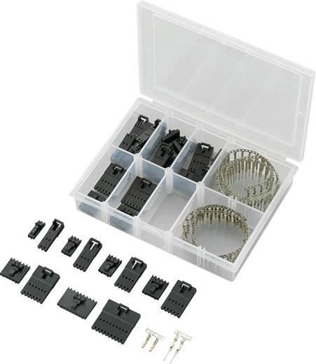 Buchsenleiste (Standard) Conrad Components 393806 1 Set