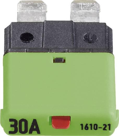 Sicherungsautomat Standard Flachsicherung 30 A Grün FLACHSICHERUNGS-AUTOMAT 30 A CE1610-21-30A 1 St.