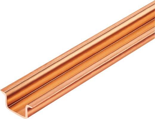 Tragschiene TS 35X15/2.3 2M/CU/BK 0270100000 Weidmüller 2 m