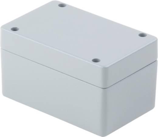 Universal-Gehäuse Aluminium Weidmüller KLIPPON K21 VMQ RAL7001 5 St.