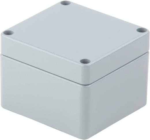 Universal-Gehäuse 802 x 75 x 57 Aluminium Grau (RAL 7001) Weidmüller KLIPPON K11 RAL7001 10 St.