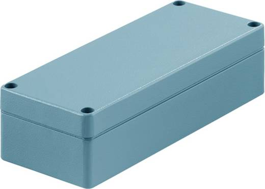 Universal-Gehäuse 70 x 165 x 45 Aluminium Grau (RAL 7001) Weidmüller KLIPPON K3 RAL7001 5 St.