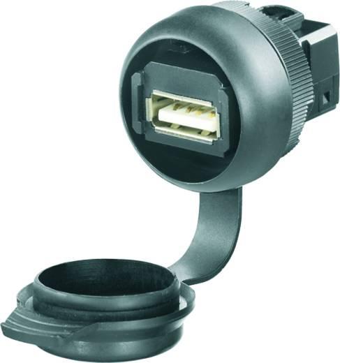 Serviceschnittstelle Kupplung, gerade IE-FCM-USB-A IE-FCM-USB-A Weidmüller Inhalt: 10 St.