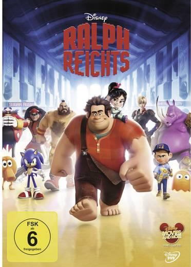 DVD Ralph reichts FSK: 6