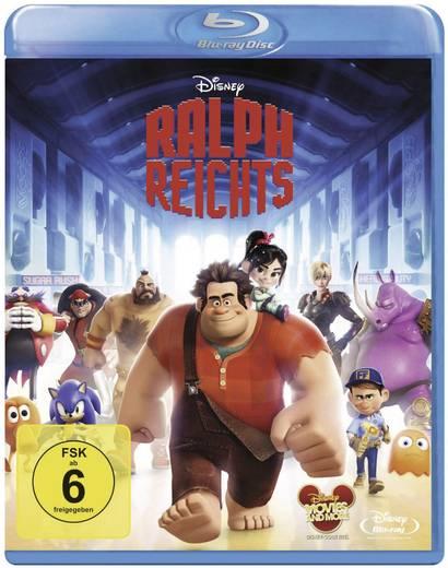 blu-ray Ralph reichts FSK: 6