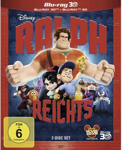 blu-ray 3D Ralph reichts (+ Blu-ray) FSK: 6