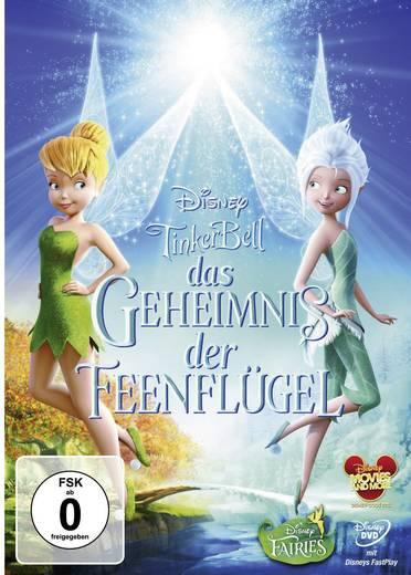 DVD TinkerBell - Das Geheimnis der Feenflügel FSK: 0