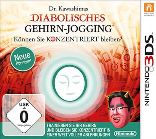 3DS Dr. Kawashimas diabolisches Gehirn-Jogging