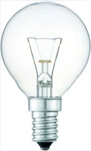 Glühlampe 75 mm Philips Lighting 230 V E14 15 W Warm-Weiß EEK: E Tropfenform dimmbar Inhalt 1 St.