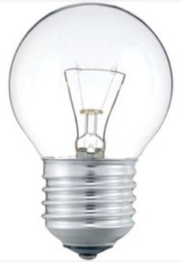 Glühlampe 71 mm Philips Lighting 230 V E27 25 W Warm-Weiß EEK: E Tropfenform Inhalt 1 St.
