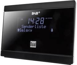 DAB+ rádio s Line výstupem Dual DAB 2A, FM, černá