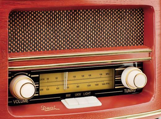 UKW Tischradio Dual NR 1 MW, UKW Holz