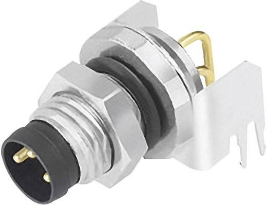 Sensor-/Aktor-Einbausteckverbinder M8 Stecker, gewinkelt Polzahl: 3 Binder 09 3419 82 03 20 St.