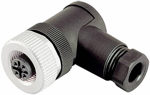 Sensor-/Aktor-Steckverbinder, unkonfektioniert M12 Buchse, gewinkelt Polzahl (RJ): 12 Binder 99 0492 52 12 1 St.