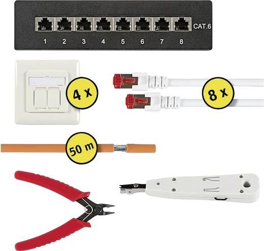 Netzwerk Installations-Set EFB Elektronik N10002.V1-50