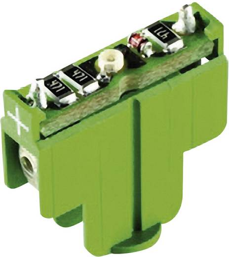 LED-Element Grün 12 V/DC RAFI RAFIX 22FS+ 5.05.511.747/0500 1 St.