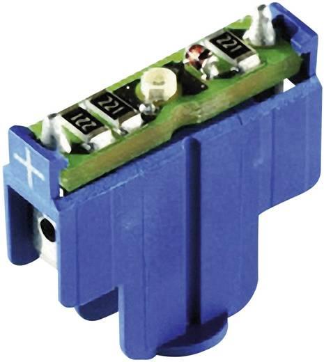 LED-Element Blau 12 V/DC RAFI 22FS+ 5.05.511.747/0600 1 St.