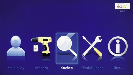 Telefunken B40F546B LED-TV 102 cm 40 Zoll EEK A+ DVB-T2, DVB-C, DVB-S, Full HD, Smart TV, WLAN, CI+ Schwarz