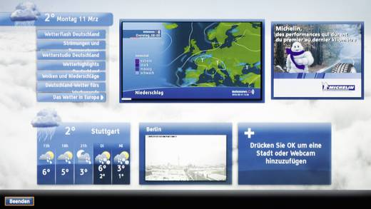 Telefunken B48F545B LED-TV 122 cm 48 Zoll EEK A++ DVB-T2, DVB-C, DVB-S, Full HD, Smart TV, WLAN, CI+ Schwarz