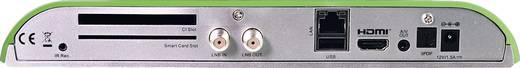 HD-SAT-Receiver Schwaiger DSR605 Lano Linux, Aufnahmefunktion, WLAN-fähig, Einkabeltauglich, CI+ Schacht, Kartenleser An
