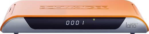 Schwaiger DCR606 HD-Kabel-Receiver Aufnahmefunktion, WLAN-fähig Anzahl Tuner: 1