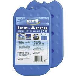 Chladiace akumulátory Ezetil IceAkku G270, (d x š) 215 mm x 120 mm, 2 ks, modrá/ľadovo modrá