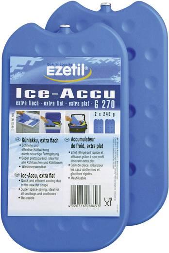 Kühlakkus Ezetil IceAkku G270 886920 2 St. (L x B) 215 mm x 120 mm