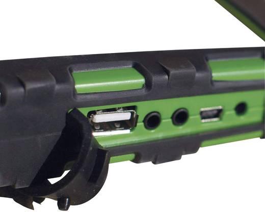 UKW Outdoorradio Soulra Raptor SP200 spritzwassergeschützt Orange