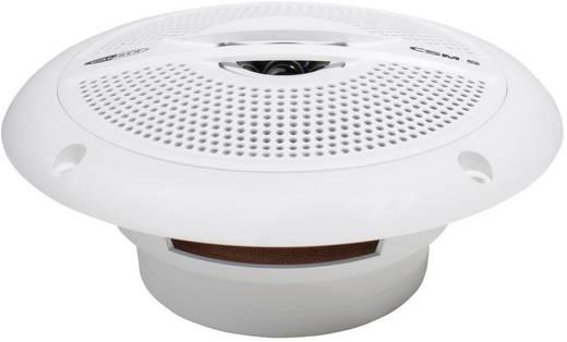 2-Wege Koaxial-Einbaulautsprecher 100 W Caliber Audio Technology CSM5 blanc