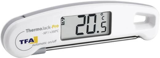 Einstichthermometer (HACCP) TFA Thermo Jack PRO Messbereich Temperatur -50 bis 350 °C Fühler-Typ K HACCP-konform Kalibri