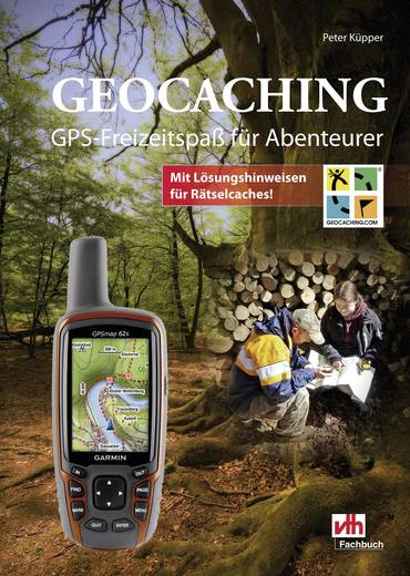 Geocaching VTH Verlag 978-3-881-80863-7 Peter Küpper