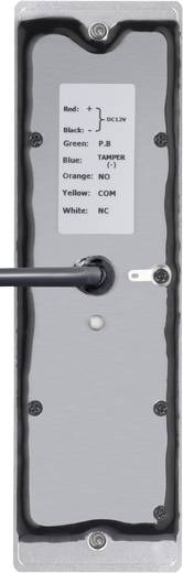 Codeschloss Aufputz Sygonix 20812V 12 V/DC IP65 mit Touchscreen