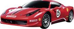 RC model auta Tamiya Ferrari 458 Challenge, 1:10, elektrický, 4WD (4x4), stavebnice