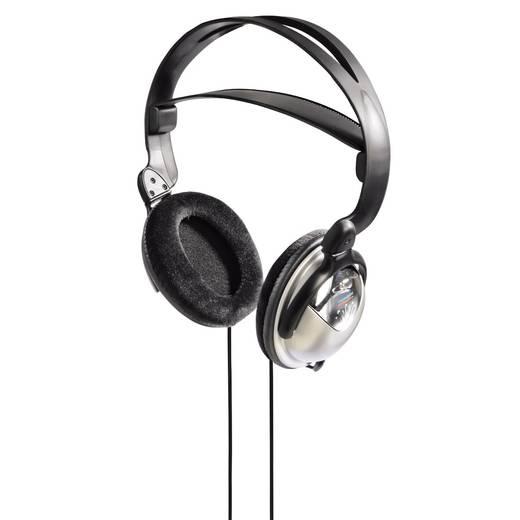 Hama HED441N HiFi-Kopfhörer inkl. Lautstärkeregelung