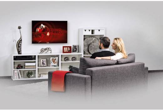 "TV-Wandhalterung 58,4 cm (23"") - 127,0 cm (50"") Starr Hama FIX"