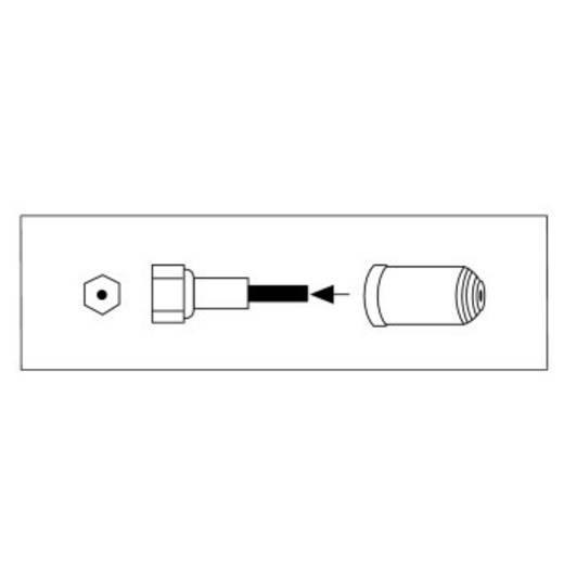 Neopren-Schutztüllen für F-Stecker, 2 Stück