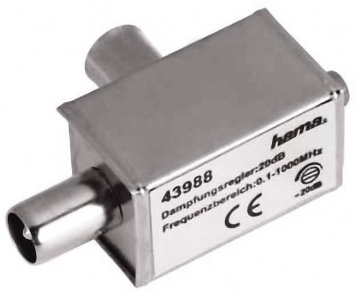 Hama Breitband-Dämpfungsregler 0.1 - 1000 MHz
