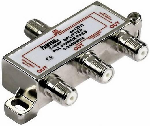 SAT-Verteiler Hama 3-fach 5 MHz - 2300 MHz