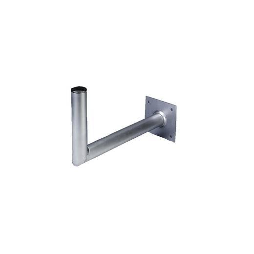 SAT-Wandhalterung Aluminium Hama Wandabstand: 45 cm Passend für Spiegelgröße: Ø bis 90 cm Silber